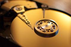 Hard Disk Actuator Arm Stock Photo