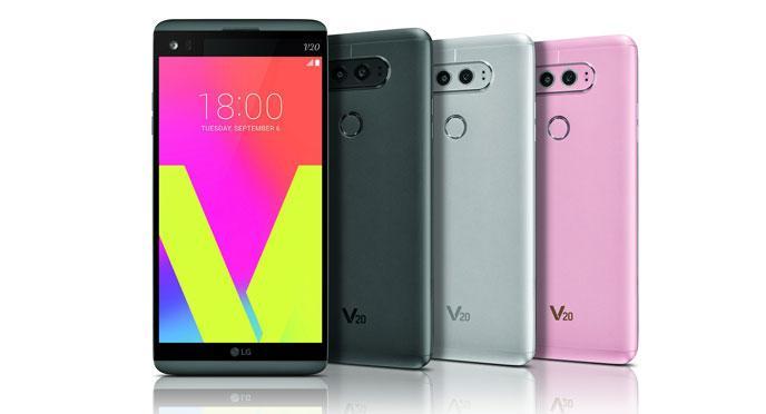 LG V20 Android Nougat Phone