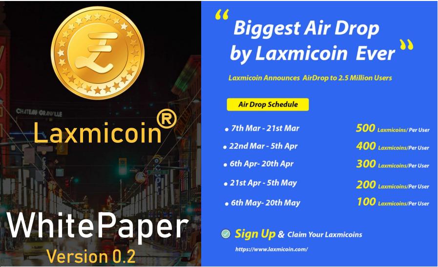 laxmicoin_airdrop_banner