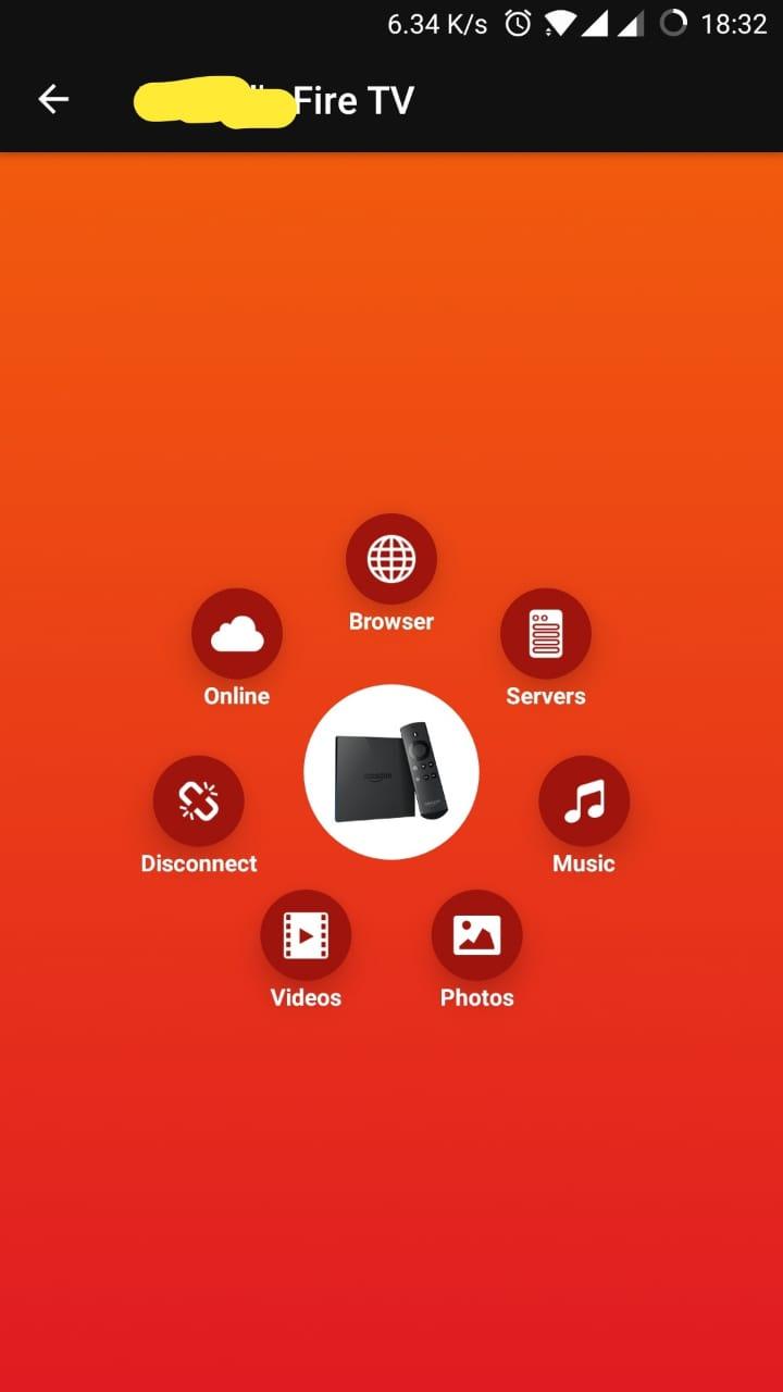 AllConnect for Fire TV mobile